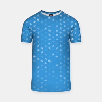 Thumbnail image of leo zodiac sign pattern wb T-shirt, Live Heroes