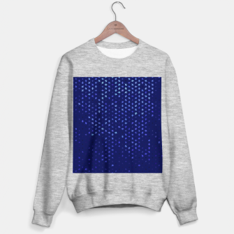 leo zodiac sign pattern std Sweater regular thumbnail image