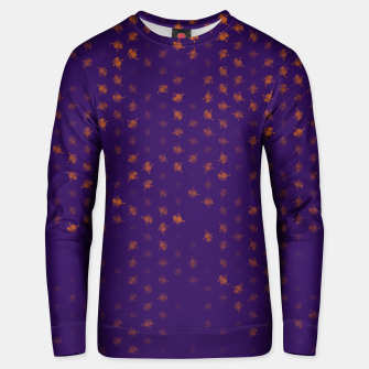 Thumbnail image of leo zodiac sign pattern po Unisex sweater, Live Heroes