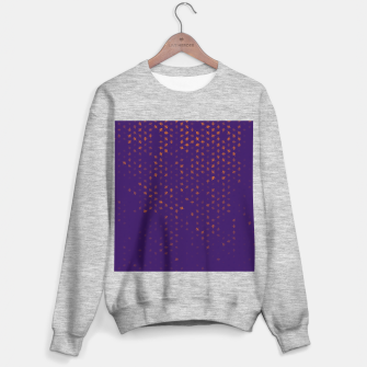 Thumbnail image of leo zodiac sign pattern po Sweater regular, Live Heroes