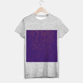 Thumbnail image of leo zodiac sign pattern po T-shirt regular, Live Heroes