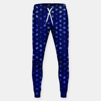 leo zodiac sign pattern std Sweatpants thumbnail image