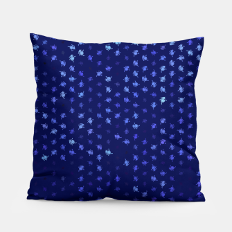 Thumbnail image of leo zodiac sign pattern std Pillow, Live Heroes