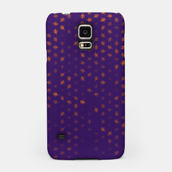 Thumbnail image of leo zodiac sign pattern po Samsung Case, Live Heroes