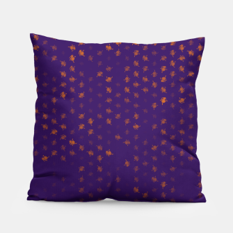 Thumbnail image of leo zodiac sign pattern po Pillow, Live Heroes