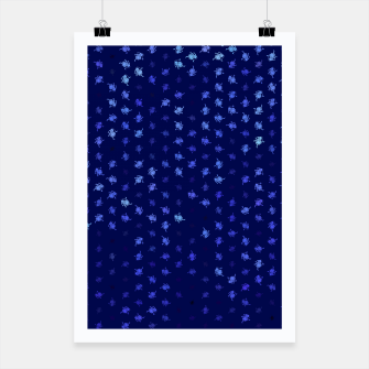 Thumbnail image of leo zodiac sign pattern std Poster, Live Heroes