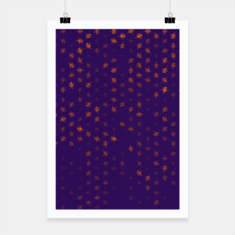 Thumbnail image of leo zodiac sign pattern po Poster, Live Heroes