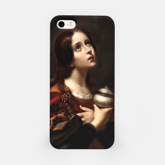 Thumbnail image of Mary Magdalene by Carlo Dolci iPhone Case, Live Heroes