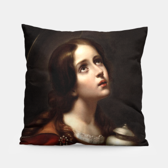 Thumbnail image of Mary Magdalene by Carlo Dolci Pillow, Live Heroes