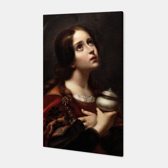 Thumbnail image of Mary Magdalene by Carlo Dolci Canvas, Live Heroes