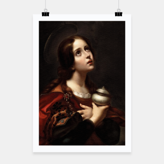 Thumbnail image of Mary Magdalene by Carlo Dolci Poster, Live Heroes