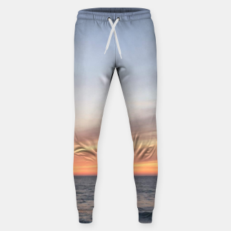 Thumbnail image of Sunset over Putsborough Sweatpants, Live Heroes