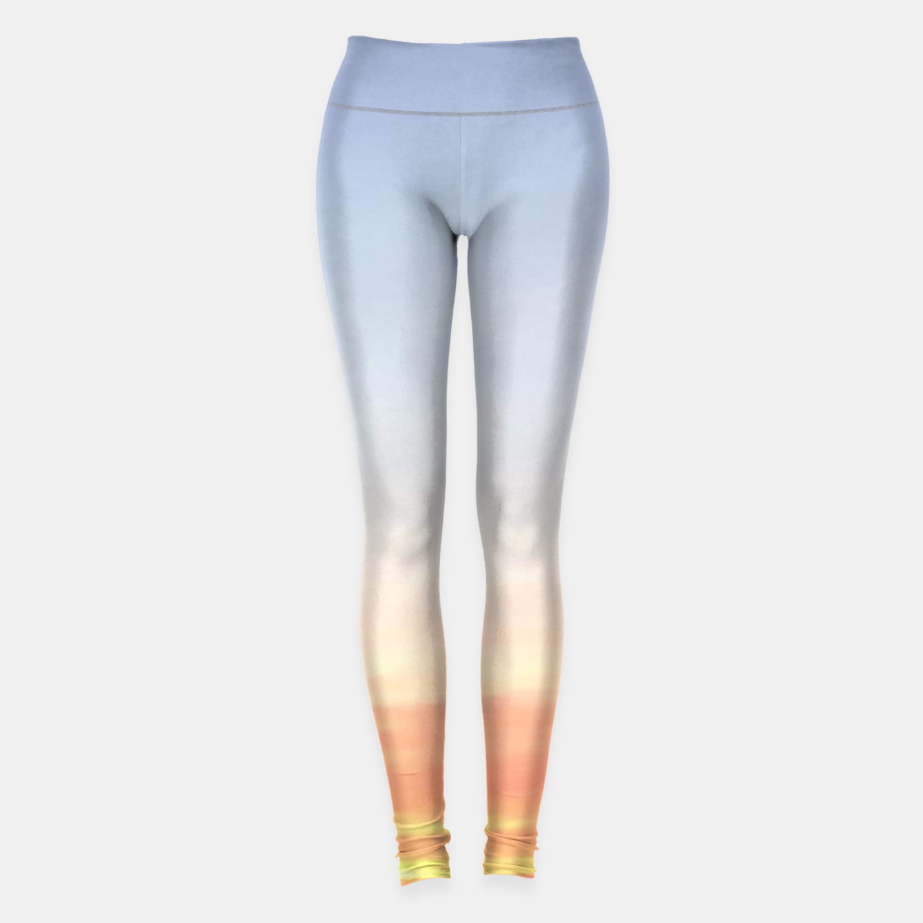 Image of Sunset over Putsborough Leggings - Live Heroes
