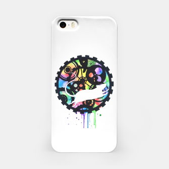 Thumbnail image of clockmaker iPhone Case, Live Heroes