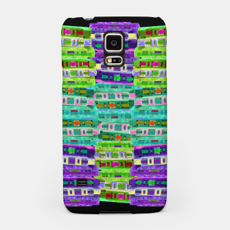 Thumbnail image of Fluoro Cassette Stacks Samsung Case, Live Heroes