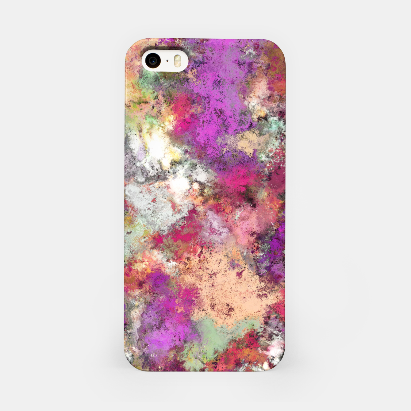 Image of Debris iPhone Case - Live Heroes