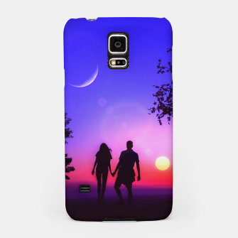 Thumbnail image of The Lovers (VI) Samsung Case, Live Heroes