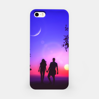 Imagen en miniatura de The Lovers (VI) iPhone Case, Live Heroes