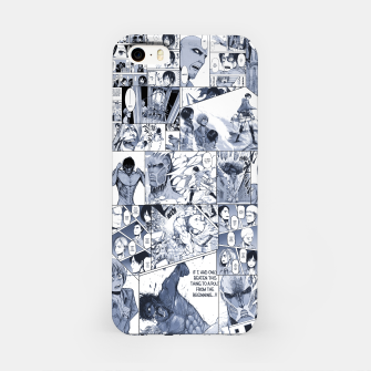 Imagen en miniatura de Behind the walls iPhone Case, Live Heroes