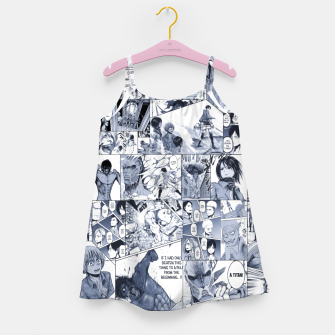 Miniatur Attack on Titan S1 Girl's dress, Live Heroes
