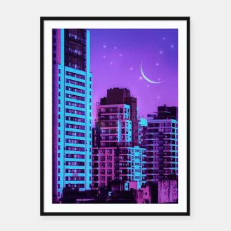 Thumbnail image of Pisces Constellation Framed poster, Live Heroes