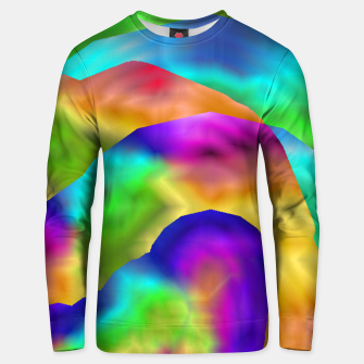 Thumbnail image of Hurricane Rainbow Weather Map (LH020) Unisex sweater, Live Heroes