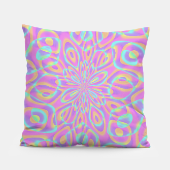 Thumbnail image of Pretty Pink Acid Trip (LH022) Pillow, Live Heroes
