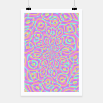 Thumbnail image of Pretty Pink Acid Trip (LH022) Poster, Live Heroes