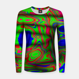 Imagen en miniatura de Good or Bad Acid Trip (LH061) Women sweater, Live Heroes