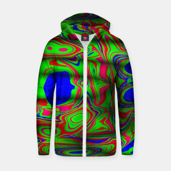 Miniatur Good or Bad Acid Trip (LH061) Zip up hoodie, Live Heroes