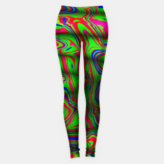 Miniatur Good or Bad Acid Trip (LH061) Leggings, Live Heroes