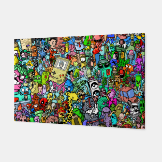 Imagen en miniatura de color party Canvas, Live Heroes