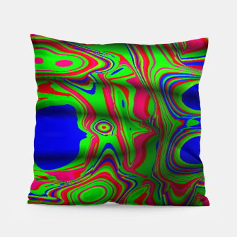 Thumbnail image of Good or Bad Acid Trip (LH061) Pillow, Live Heroes