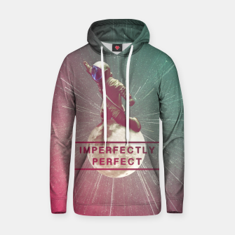 Miniatur Imperfectly Perfect Hoodie, Live Heroes