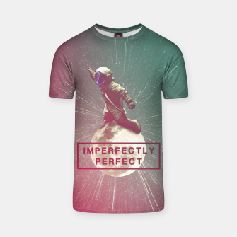 Miniatur Imperfectly Perfect T-shirt, Live Heroes