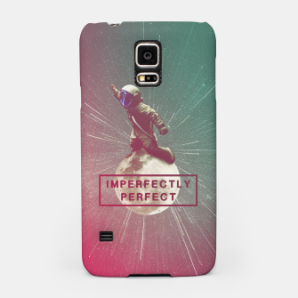 Miniatur Imperfectly Perfect Samsung Case, Live Heroes