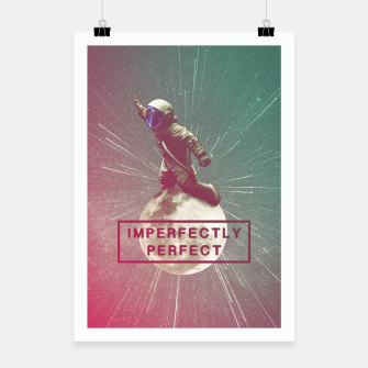 Miniatur Imperfectly Perfect Poster, Live Heroes