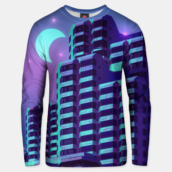 Miniatur Midnight City Unisex sweater, Live Heroes