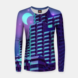 Imagen en miniatura de Midnight City Women sweater, Live Heroes