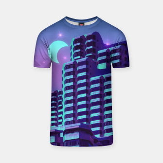Miniatur Midnight City T-shirt, Live Heroes