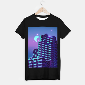 Miniatur Midnight City T-shirt regular, Live Heroes