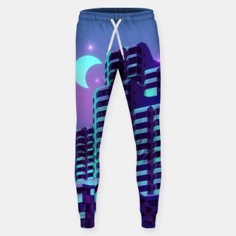 Miniatur Midnight City Sweatpants, Live Heroes