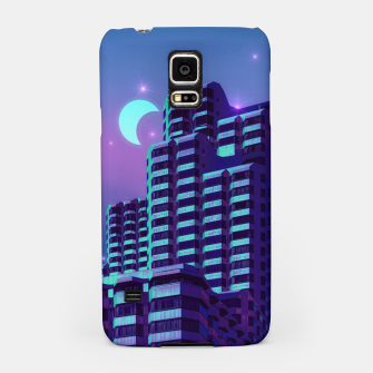 Miniatur Midnight City Samsung Case, Live Heroes