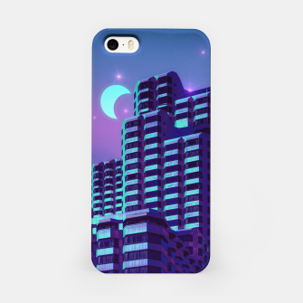 Miniatur Midnight City iPhone Case, Live Heroes