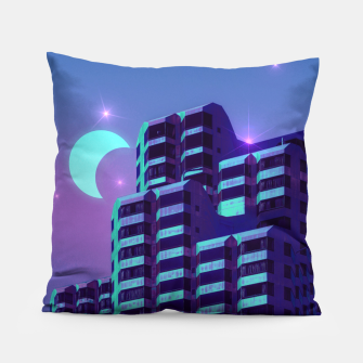 Miniatur Midnight City Pillow, Live Heroes