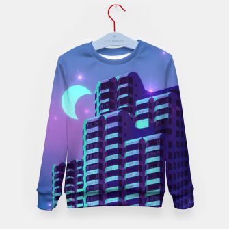 Miniatur Midnight City Kid's sweater, Live Heroes