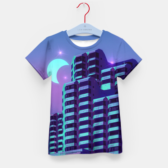 Miniatur Midnight City Kid's t-shirt, Live Heroes