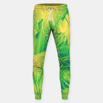 Thumbnail image of Neon green palm leaves Hosen, Live Heroes