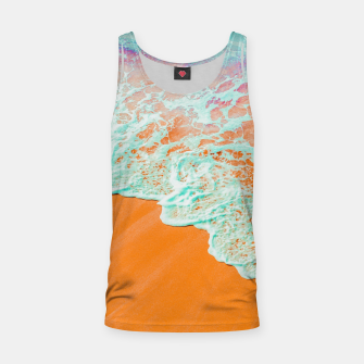 Thumbnail image of Coral Shore Tank Top, Live Heroes