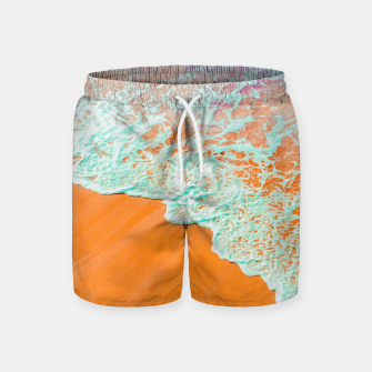Thumbnail image of Coral Shore Swim Shorts, Live Heroes